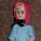 Amish Doll Blue Sleep Eyes by Knickerbocker