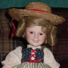 Shirley Temple Doll as Heidi Danbury Mint