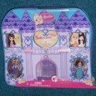 Barbie Peek-A-Boo Petites Dolls Playset Case Mattel