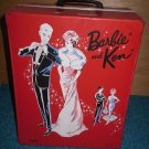 Barbie Doll Red Case 1963 Mattel