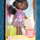 Kelly Friend Tamika Doll Sweetsville Barbie Mattel