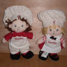 Campbells Soup Kids Plush Beanies