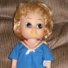 Sailor Navy Doll Dakin Dream Dolls Big Side-Glance Eyes