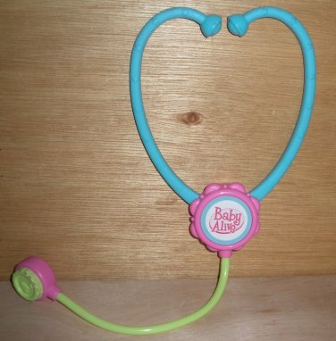 Baby Alive Baby Doll Stethoscope