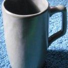 Green Mug Roseville RRPCO Pottery Made in USA