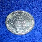 Bob Stupak's Las Vegas World 1989 Coin Astronaut