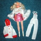 Dream Skater Doll by Tomy 1985 Barbie Friend