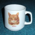 Morris the Cat Coffee Mug by Papel