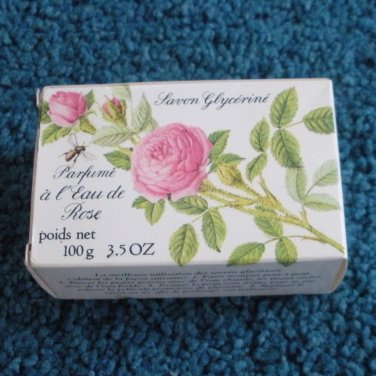 Rose Perfume Soap Crabtree & Evelyn
