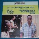 The Modern Jazz Quartet, Jazz at Preservation Hall LP New