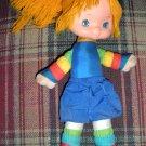"""Rainbow Brite 10"""" Doll Hallmark 1983"""