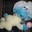 Smurf Baby with Rattle Peyo 1983