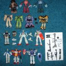 13 Gundam Figures & Accessories SA-S