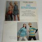 Columbia Minerva Knit Patterns Sweaters Leaflet