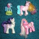 McDonalds My Little Pony Figures