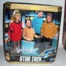 Barbie & Ken Star Trek Doll Giftset
