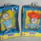 RugRats Chucky & Tommy Pickles Doll Figures Nickelodeon
