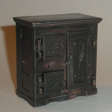 Durham Ice Box Die-cast Metal Doll House Miniature