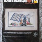 Dimensions Cross Stitch Kit Amish Breezy Day