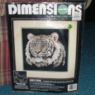 Dimensions Cross Stitch White Tiger 3976 Barry Fogleman