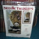 Needle Treasures Embroidery Panda Citizen of Heaven on Earth