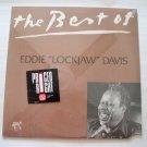The Best of Eddie LockJaw Davis LP