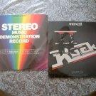 Maxell Sampler LP, Stereo Music Demonstration Recordings