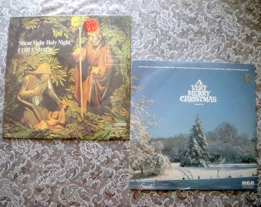 Silent Night Ethel Smith, Very Merry Christmas LP