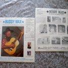 Buddy Max LP Singing Cowboy Junction Flea Market, Country