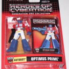 Heroes of Cybertron Optimus Prime Transformer Figure