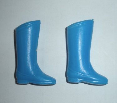 """Mego Batman Boots for 8"""" Action Figures"""