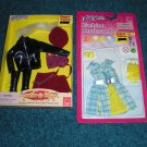 Lucky Fashion Corner Doll Dress & Boxed Set Fits Barbie