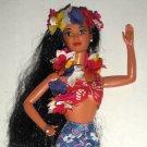 Hawaiian Polynesian Barbie Doll Super Star 1980 Steffie Face