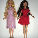 High School Musical Barbie Dolls Gabriella & Sharpay