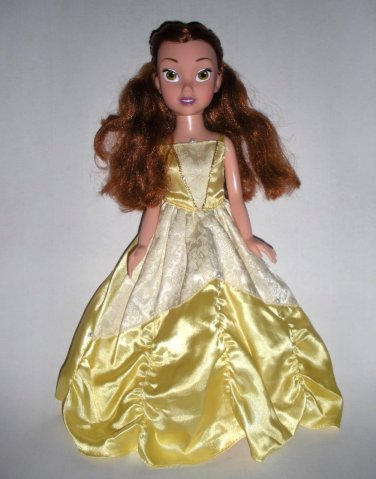 Disney Singing Belle Doll by Playmates 2007