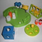 Little People Playground 2525 Complete Lot 23