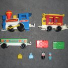 Little People 2581 Express Train Complete Set Lot 29