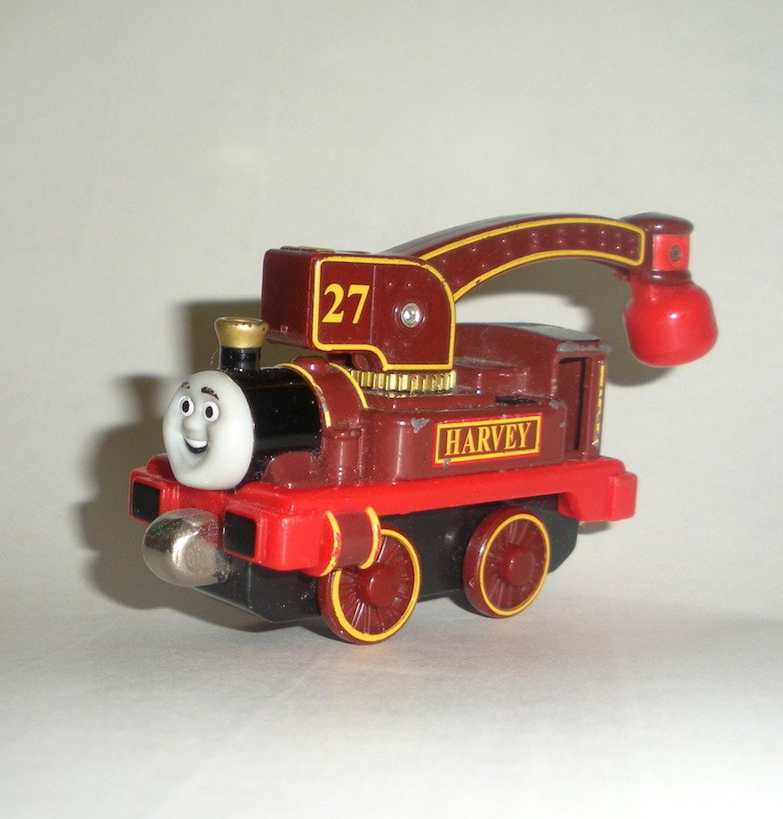 Harvey Thomas the Train by Learning Curve