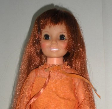 Crissy Doll by Ideal with Grow Hair and Twist Waist