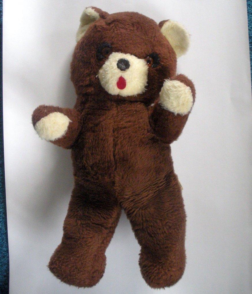 Vintage Knickerbocker Bear Animals of Distinction