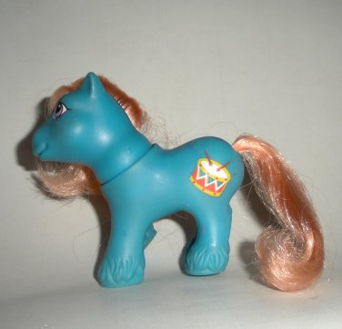 My Little Pony G1 Baby Drummer Playtime Brother