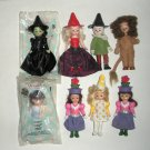 McDonalds Madam Alexander Wizard of Oz Dolls Wicked Witch
