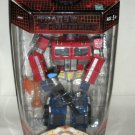 Transformers Optimus Prime 20th Anniversary Die Cast Action Figure