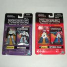 Transformers Heroes of Cybertron Optimus Prime & Megatron