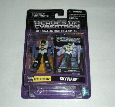 Transformers Heroes of Cybertron Skywarp Action Figure
