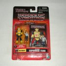 Transformers Heroes of Cybertron Autobot Espionage Team Action Figure