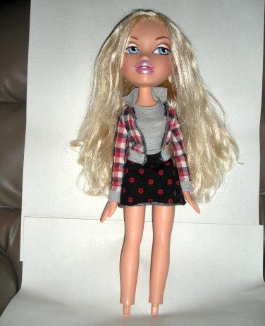 """Cloe Bratz Doll Walmart Exclusive 24"""" Tall"""