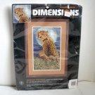 Cheetah Mystique Needlepoint Kit Dimensions 2446