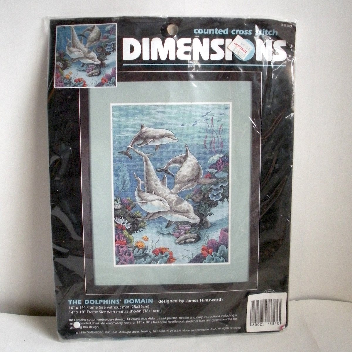 Blue Dimensions Dolphins/' DOMAIN