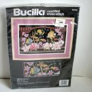 Tropical Fantasy Fishes Bucilla counted cross stitch kit 40490